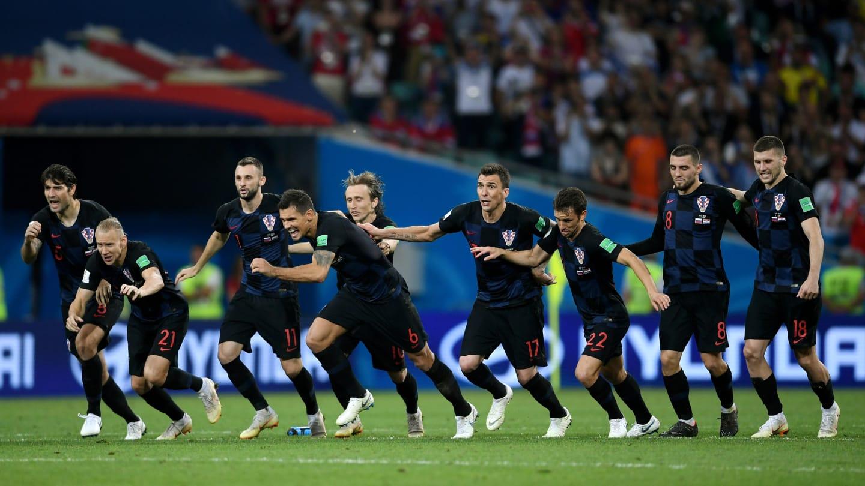 Croácia 2 x 2 Rússia