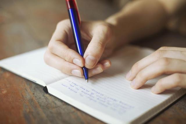"""Escribir pensamientos"""