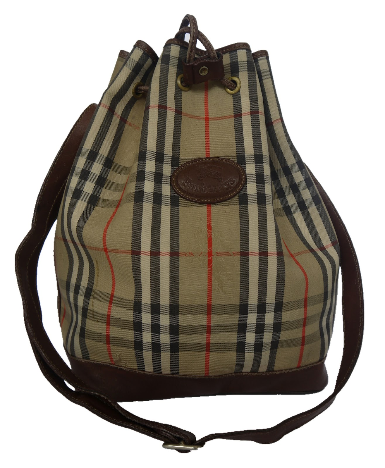 Burberry London Bucket Bag