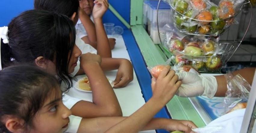 Advertiremos al consumidor para protegerlo de alimentos procesados, sostuvo la Ministra de Salud Ministra Patricia García - MINSA - www.minsa.gob.pe
