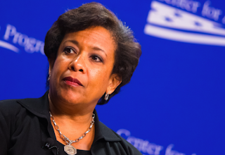 LORETTA LYNCH, PORTRAIT OF CORRUPTION: New revelations surrounding Lynch's effort to sink email probe sparks bi-partisan call for investigation.
