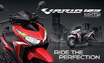 New 2016' Honda Vario 125 eSP poster hd image
