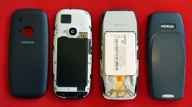 Nokia 3310 (2017) Specs
