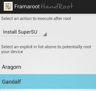 Pilih salah satu Aragorn atau Gandalf