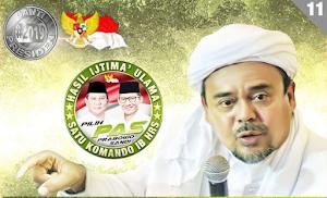Ustadz Somad: Saya Akan Full Kampanye Menangkan Pasangan Yang Didukung Habib Rizieq Di Pilpres 2019!