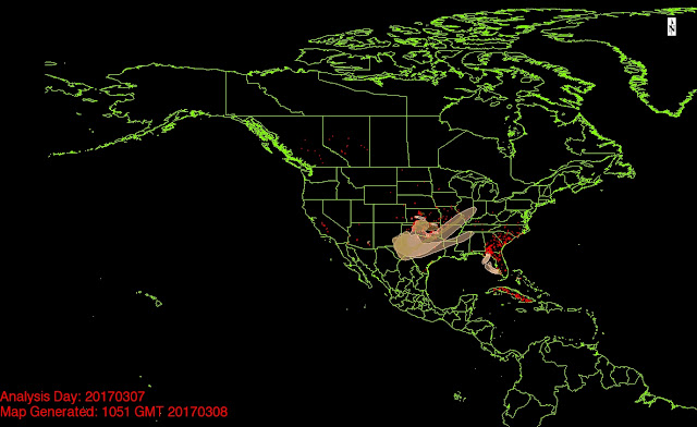 Wildfires across several states in central U.S. Currenthms