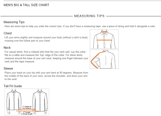 Size Measuring Tips By Gap The Apparel Brand