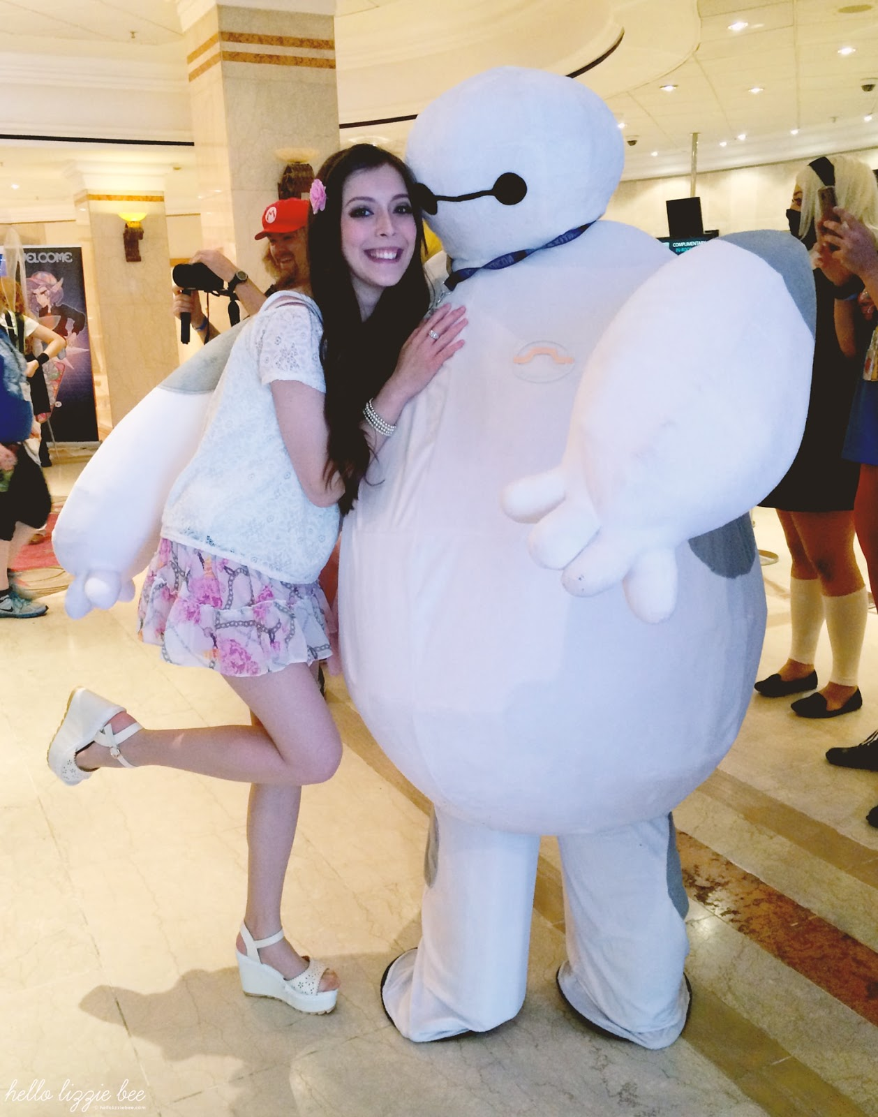 kitacon, baymax, cosplay