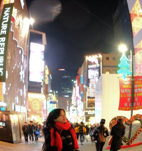 wisata halal ke korea selatan