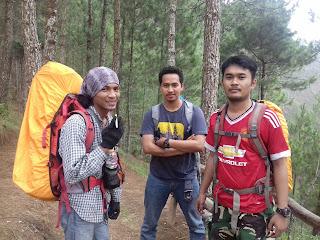 Gunung Andong Magelang Jawa Tengah