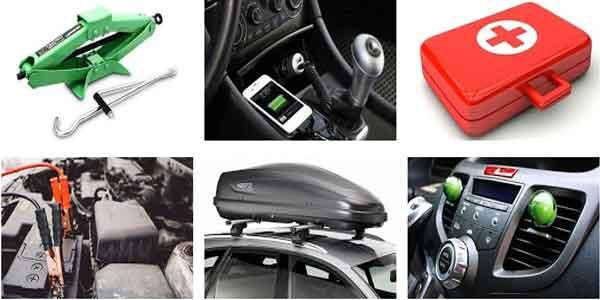 barang yang wajib ada di mobil saat mudik lebaran