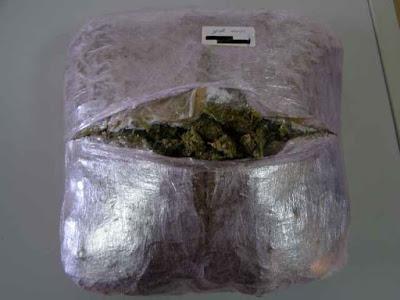 Συνελήφθη στην Κεστρίνη 22χρονος με 2 κιλά κάνναβη