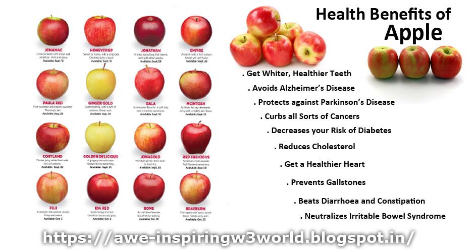 Apple Fruit Awe Inspiring