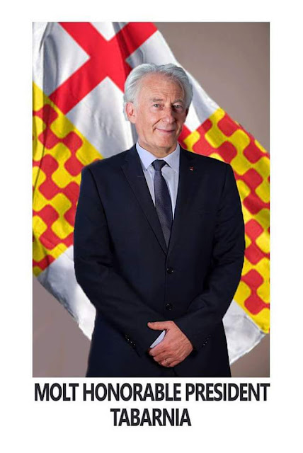 Molt honorable president Albert Boadella