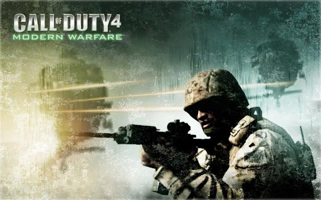 تحميل لعبة Call Of Duty 4 Modern Warfare برابط مباشر