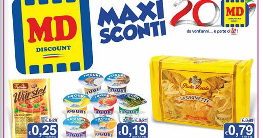 volantino - MD Discount Offerte dal 16 al 26 Gennaio 2014 ...