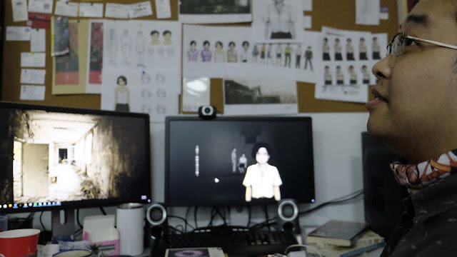 Taiwan 'White Terror' brought back to life for gamers
