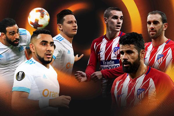 Nhận định Marseille vs Atletico Madrid, 01h45 ngày 17/05