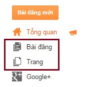 Tạo sitemap cho blogspot