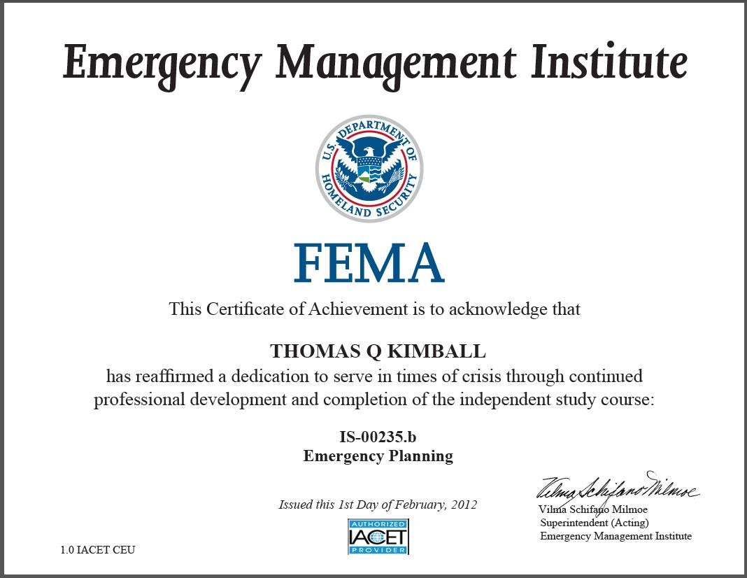 Fema ics 400 test answers