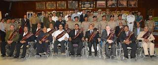 القوات المسلحة تنظم معرضاً لإبداعات المحاربين القدماء بمناسبة الذكرى الـ (43) لإنتصارات أكتوبر