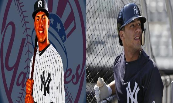 Como se esperaba caraquista Gleyber Torres nuevo Grandes liga con Yankees ...