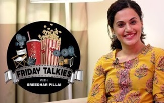 Taapsee opens up on METOO and Game Over | Friday Talkies