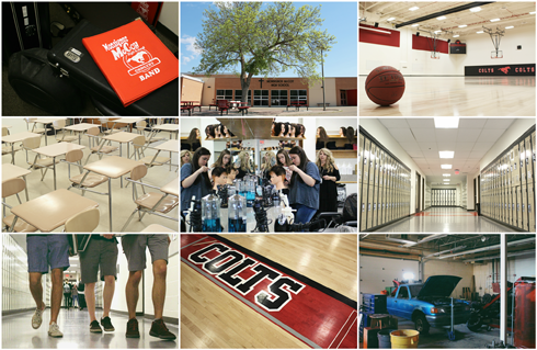 McCoy High School Medicine Hat Alberta