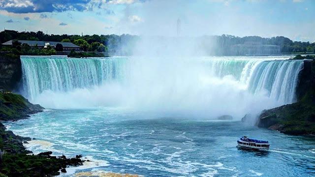 Como ir de Niagara Falls a Toronto