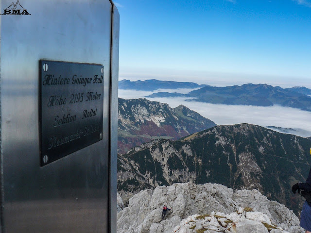 outdoor blog - wanderung auf die hintere goinger halt - best-mountain-artists