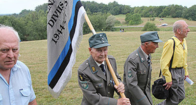 Quand l'Estonie revendique son caractère nazi dans - DISCRIMINATION - SEGREGATION - APARTHEID - RACISME - FASCISME estonie