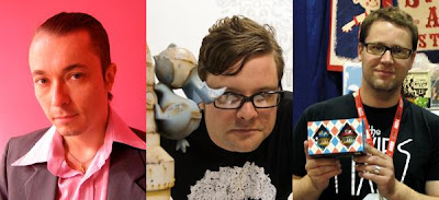 The Sucklord, Nathan Hamill & Scott Tolleson will be at Comicpalooza 2013 in Houston, Texas May 24-26