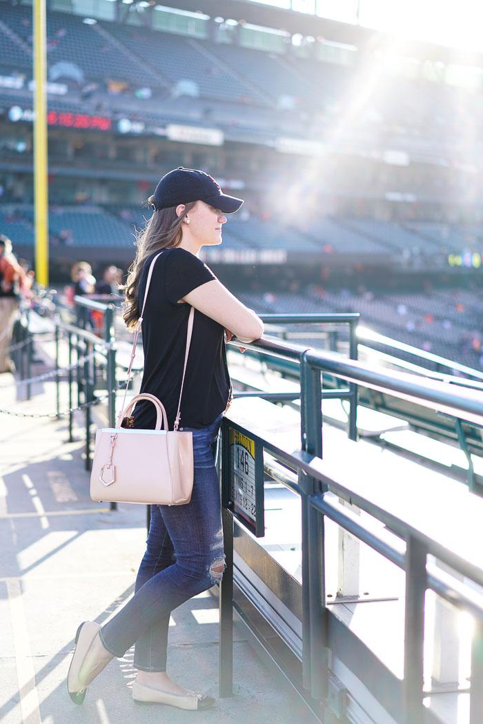 Krista Robertson, Covering the Bases, Travel Blog, NYC Blog, Preppy Blog, Style, Fashion Blog, Style, SF Restaurants, Travel Post, Travel, San Francisco, California, SF Tourist Spots, San Francisco Giants, A&T Stadium SF
