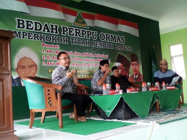 Peneliti LIPI : Hanya NU Yang Mars nya Mencerminkan Kecintaan Pada Indonesia