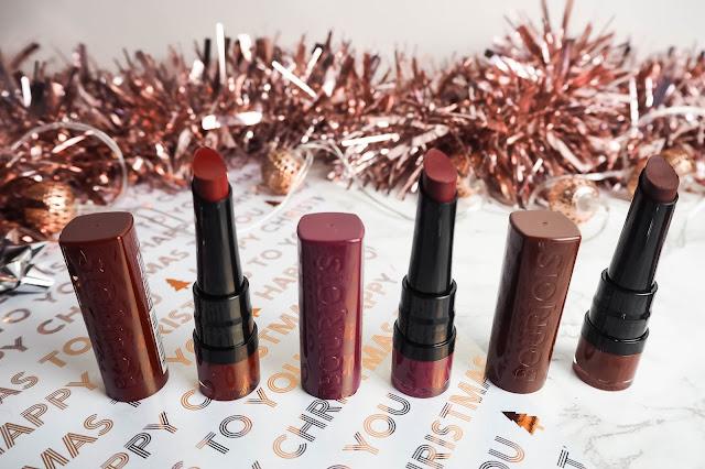 Bourjois Velvet Lipsticks