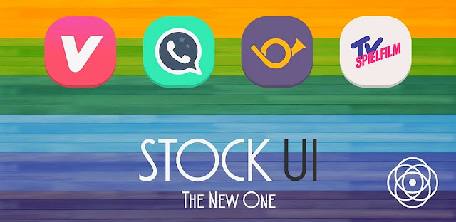 Stock UI - Icon Pack v144.0 APK Download