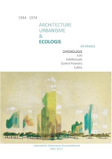laboratoire urbanisme insurrectionnel architecture ecologie en