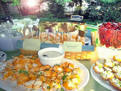Jenny steffens hobick party food easy menu ideas for What to serve at a bbq birthday party