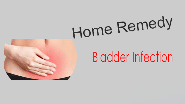 Home Remedy for Bladder Infection