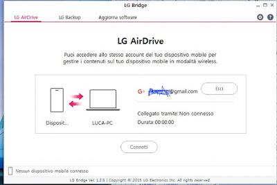 LG Air Drive V1.2.54 (Latest 2021) For Windows