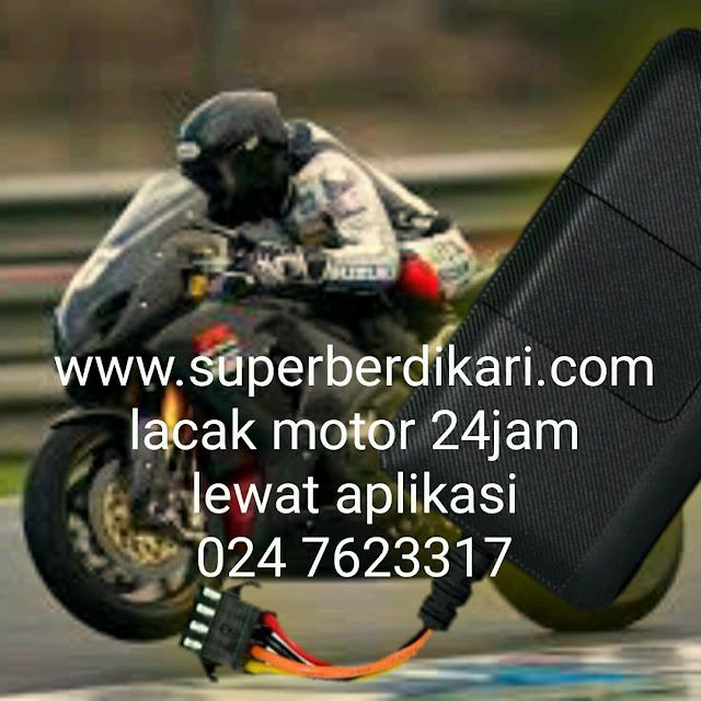 gps tracker motor