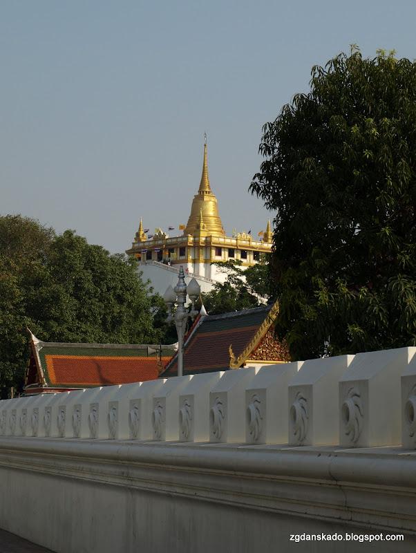 Wat Saket (Złota Góra)