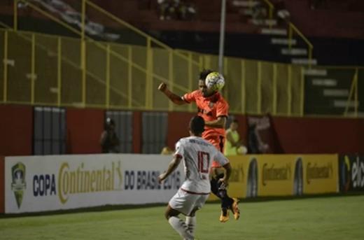 Vitória bate a Portuguesa e se classifica para a próxima fase da Copa do Brasil