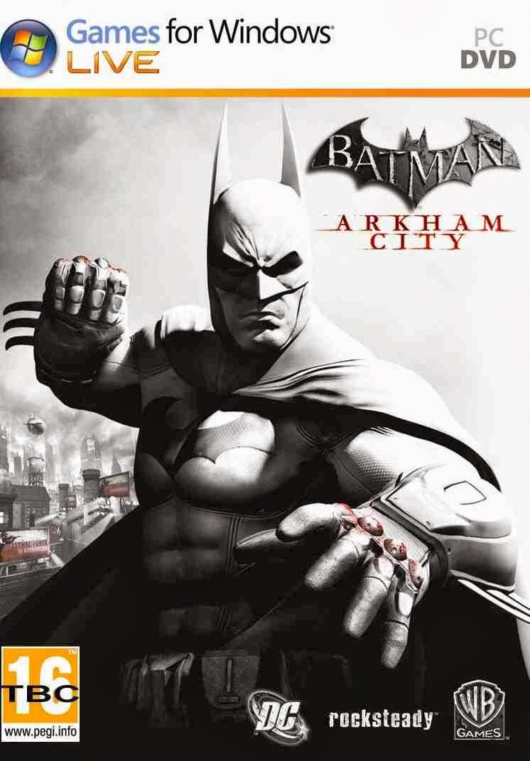 Batman: Arkham City System Requirements | pc-android games ...