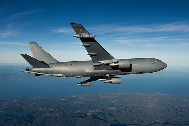 Japan buys Boeing KC-46 tanker