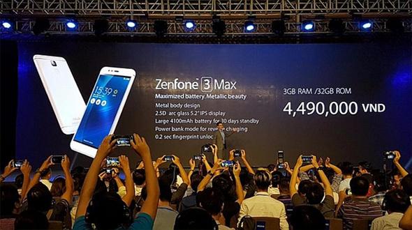 Asus Zenfone 3 Max & Zenfone 3