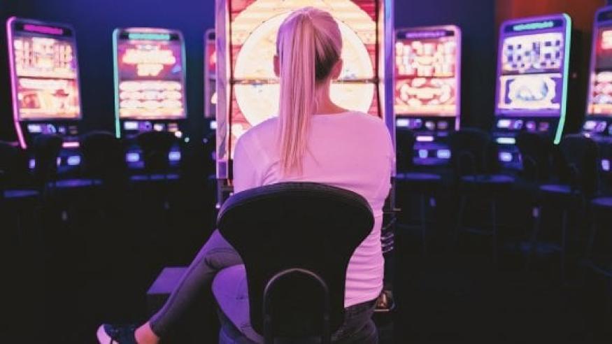 donne gioco d'azzardo