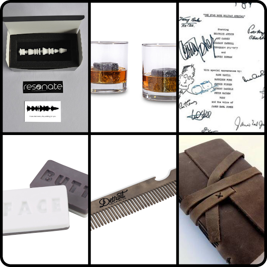 LCC Gift Guide - The Man In Your Life