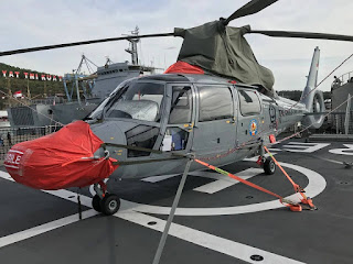 AS565 MBe Panther TNI AL
