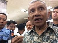 Gara-Gara Ketemu Jokowi, Seluruh Pengurus GNPF MUI Dipanggil Amien Rais. Simak!